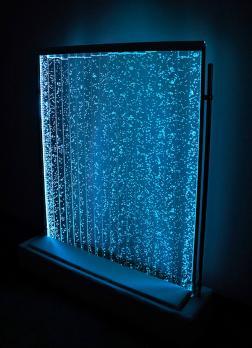 Воздушно пузырьковая панель напольная вертикальная 2 х 1,25 м