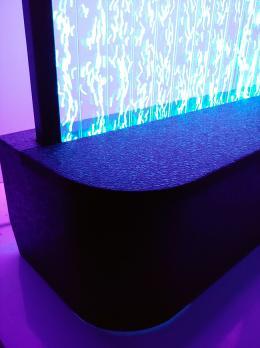 Воздушно пузырьковая панель 1.3х2 метра металл